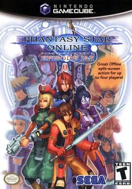 Phantasy Star Online Episode 1 & 2