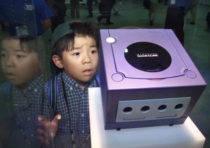 crianca gamecube 24 08 200 toshiyuki aizawa reuters