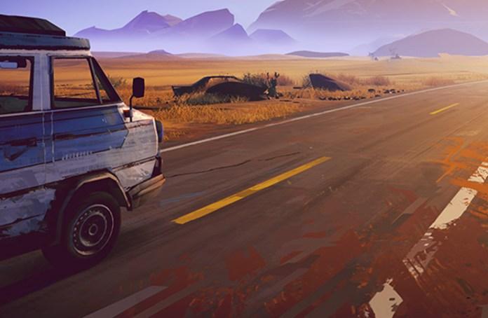 road 96 anunciado