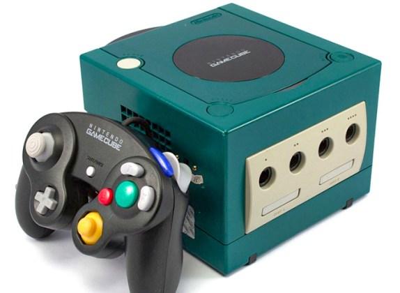 GameCube NR Reader