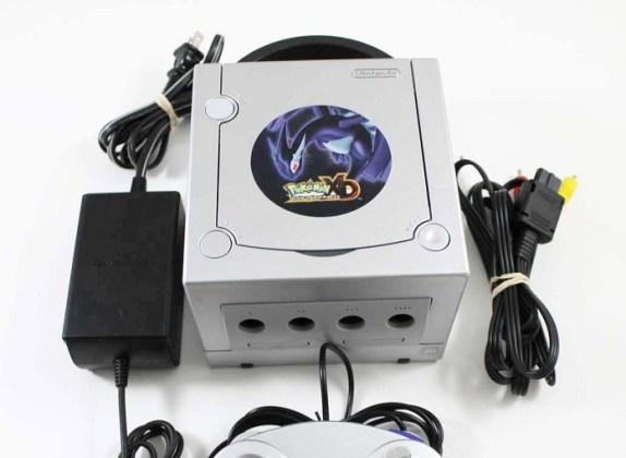 GameCube Pokemon XD Limited Edition