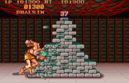 street fighter Ii snes bonus tijolo