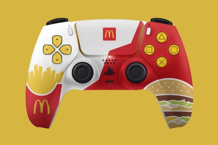 Dualsense McDonald's