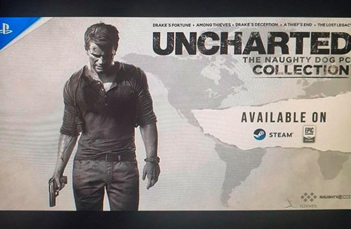 uncharted pc rumor