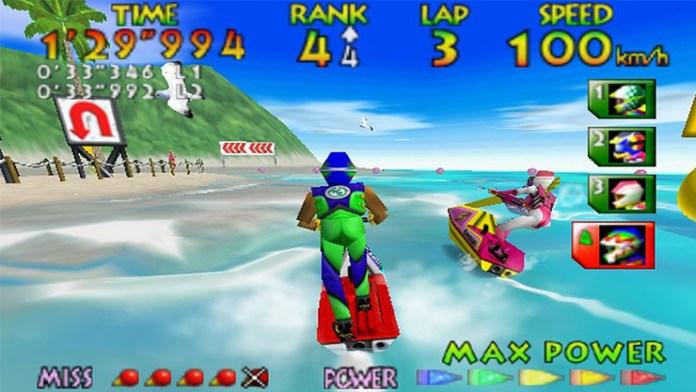 cena de wave race