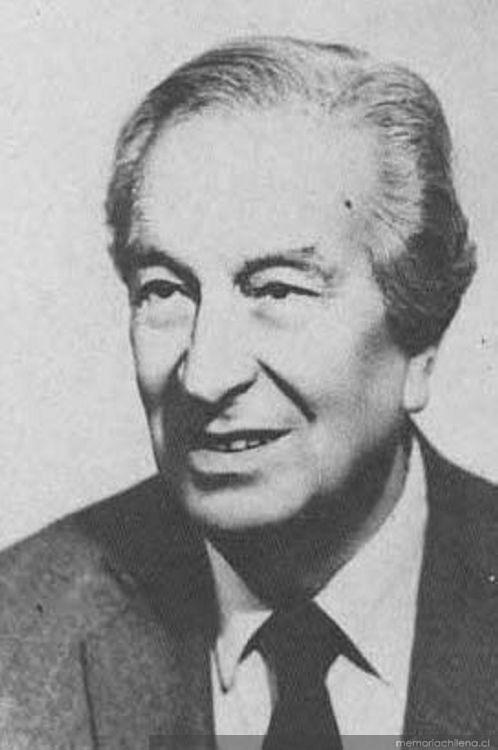 Fernando Campos Harriet, 1911-2003
