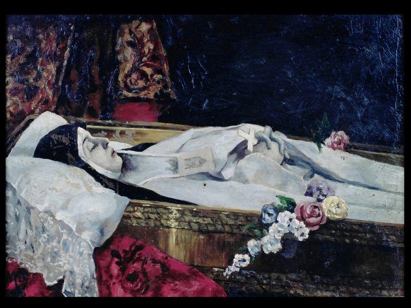 Resultado de imagen de maria mercedes cadaver