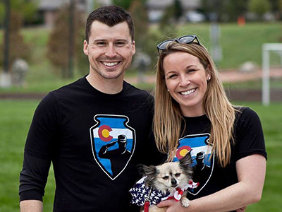 Colorado Veterans Project: Rob and Laura