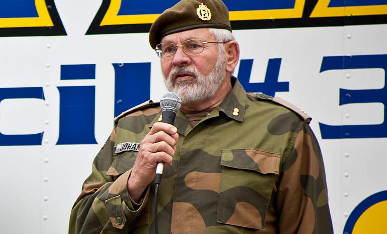 Dr. Nils Johansen
