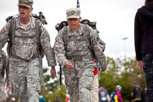 The Best Way to Train for a Ruck March