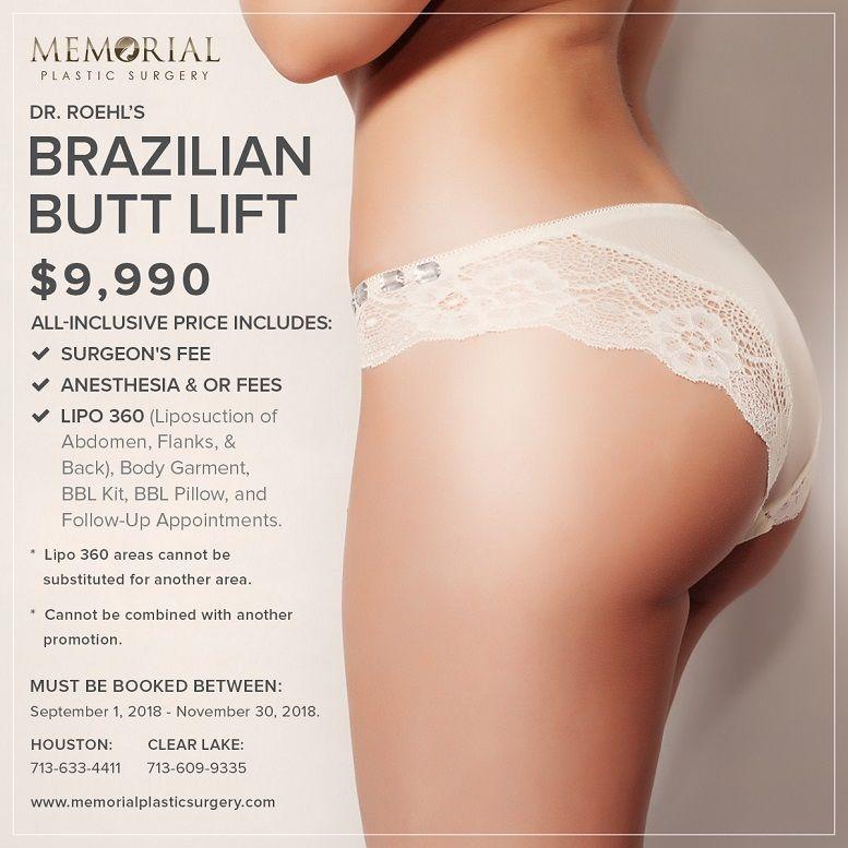brazilian butt lift special 2018 dr