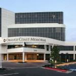 Orange coast memorial hospital facade