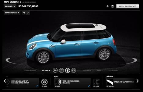 BMW Group Brasil lança ferramenta online Car Configurator para marcas BMW e MINI2