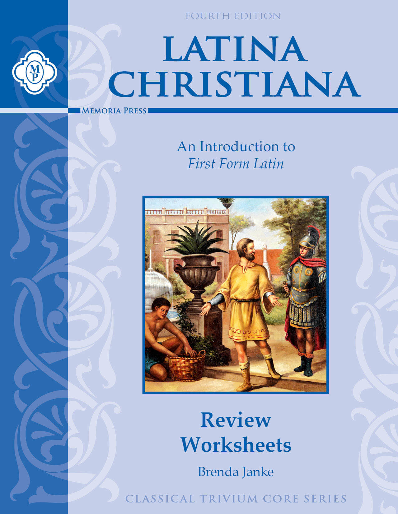 Latina Christiana Review Worksheets Fourth Edition