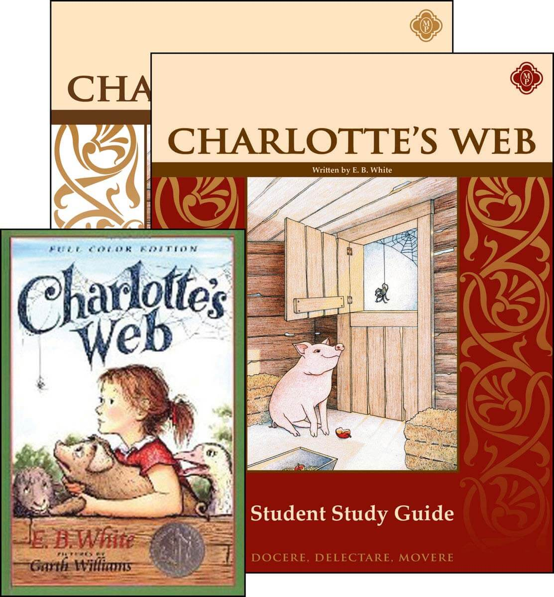 Charlotte S Web Set Memoria Press