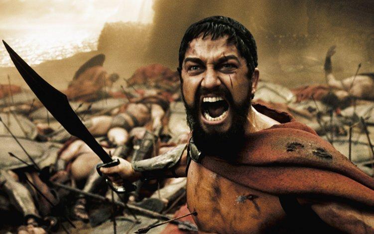 【300】人間はいつだって同じ-歴史的戦いを描いた名作アクション映画