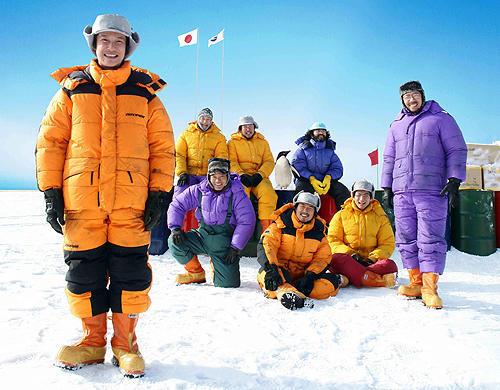 【南極料理人】おすすめのほっこり系映画 | いい意味で何も考えずに見れる