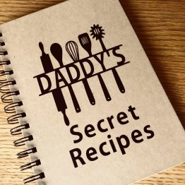 Daddys Secret Recipes - Daddy's Secret Recipes