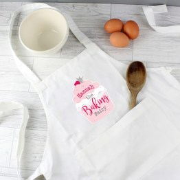P0510G86 - Personalised Baking Fairy Children's Apron