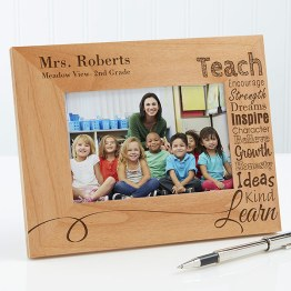 TEACHER FRAME - Recipient