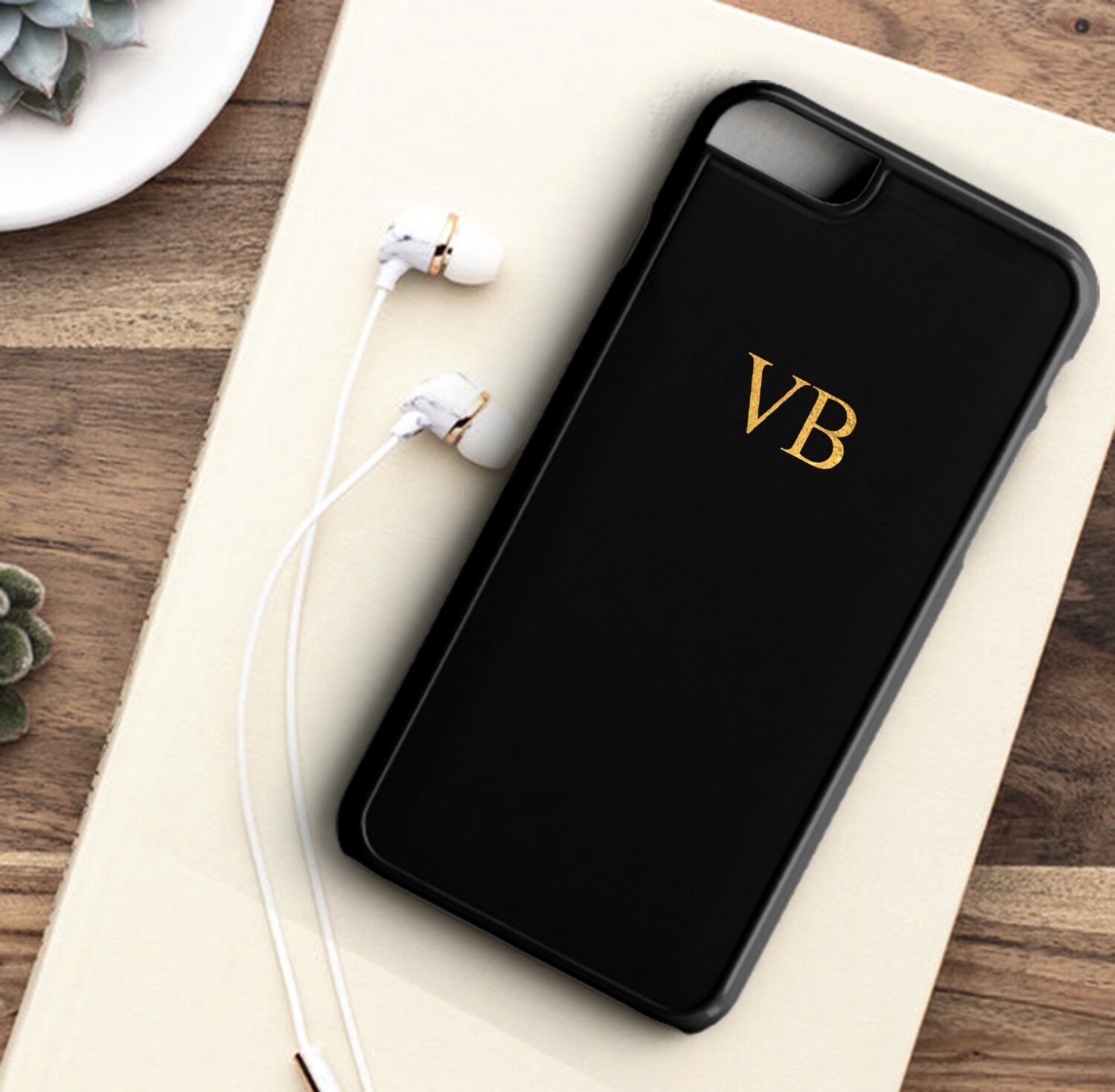 buy popular 3a23a 3adfb Personalised Initial Wedding Phone Case · Personalised Gifts
