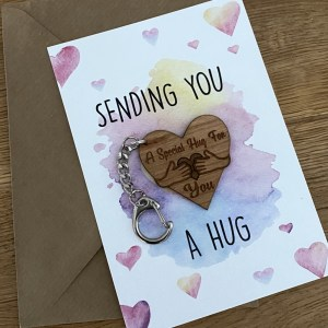 special hug token for that special person