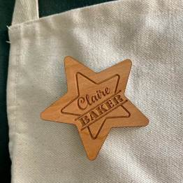 Star Baker Badge - Star Baker Badge