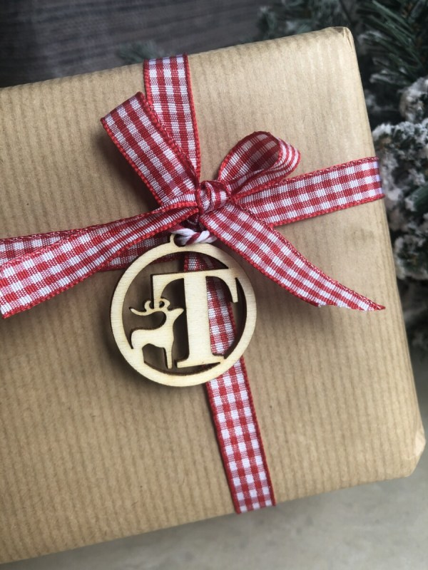 Our original christmas gift tags, decorate to add something special to your Christmas presents, or hang on your tree!