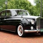 Memory Motors 1959 Rolls Royce Silver Cloud I