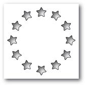 99972 Starry Ring craft die