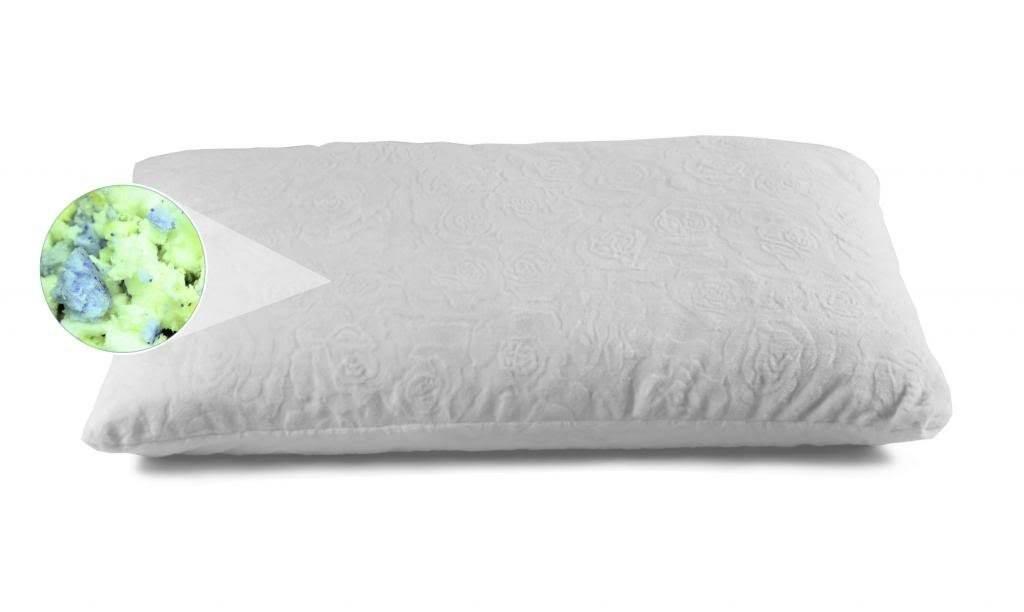 Ultimate Dreams Gel Memory Foam Pillow Memory Foam Dr
