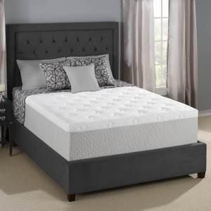 Serta 14 Inch Gel Memory Foam Mattress Review
