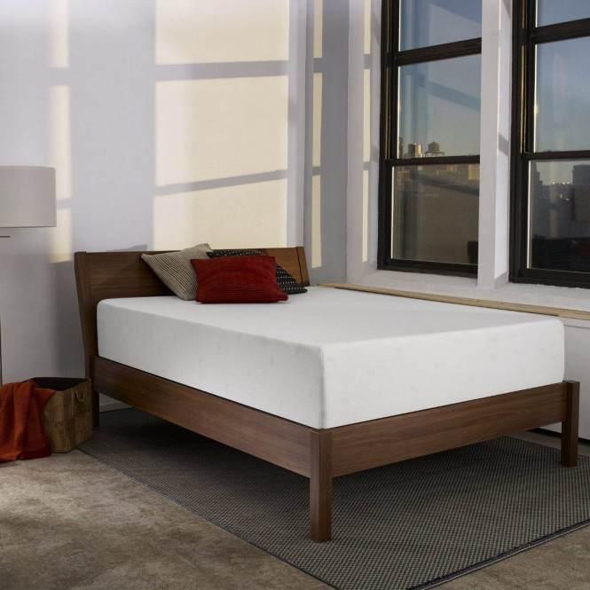 Sleep Innovations Shiloh 12 Inch Memory Foam Mattress Review