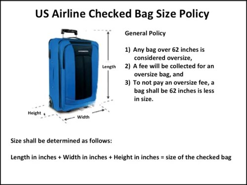 1e5406febad5 United Airlines Checked Bag Policy – Memory Point – Your Point For ...