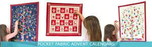 Advent calendar Christmas decor