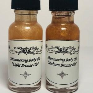 Shimmer Oil