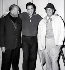 Hal Wallis, Elvis and the Colonel