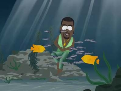 Kanye West is a gay fish.