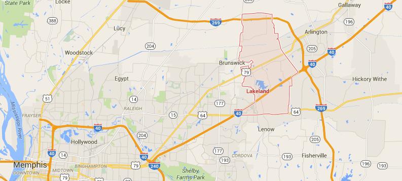 Map Tn Memphis Downtown Google