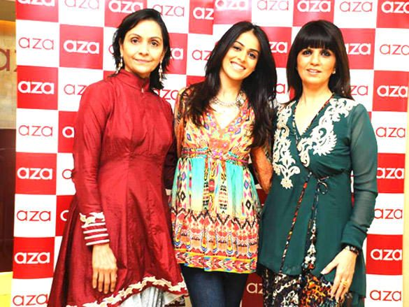 Neeta Lulla's designs showcase at Aza Images
