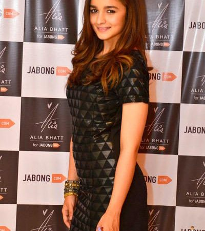 Jabong Unveils An Exclusive Collection Alia Bhatt For Jabong