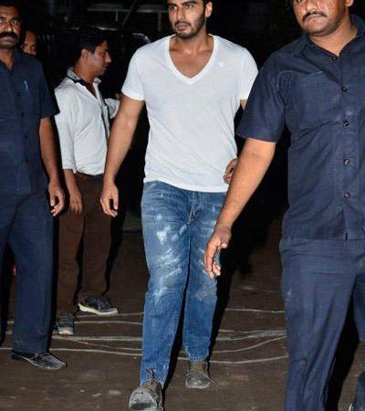 Celebs At Sanjay Kapoor Tevar Movie Launch Event