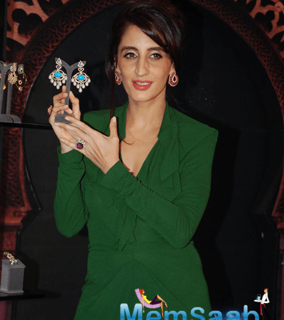 Farah Ali Khan At The Launch Of Tanishq Collection