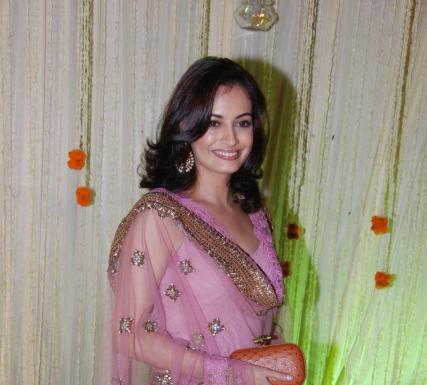 Vivek Oberoi and Priyanka Alva's wedding and reception pics