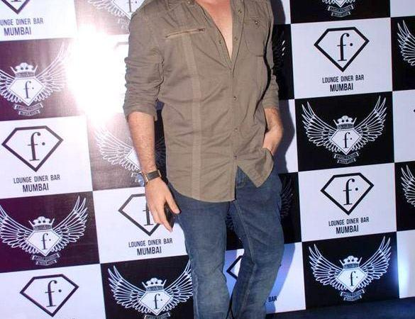 Neil Nitin Mukesh and Other Celebrities at F-Bar Launch