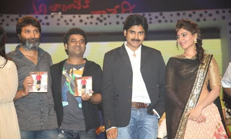 Attarintiki Daredi Audio Launch Photos