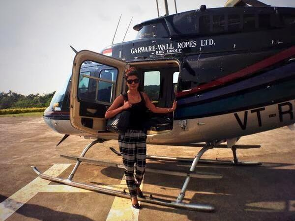 Priyanka On The Sets Of Bigg Boss 7 To Promote Krrish 3 Movie