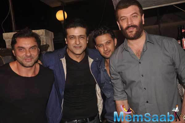 Celebs At Armaan Kohli Father 85th Birthday Party