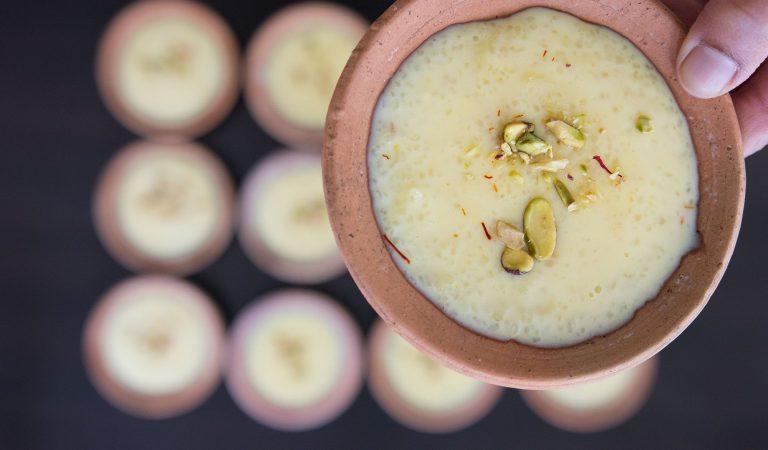 Chilled Kheer Recipe – Perfect Summer Dessert