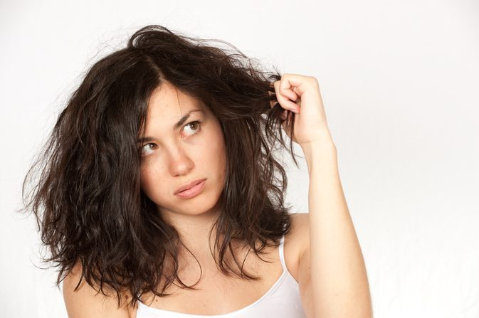Damaged Hair Needs Nothing But TLC
